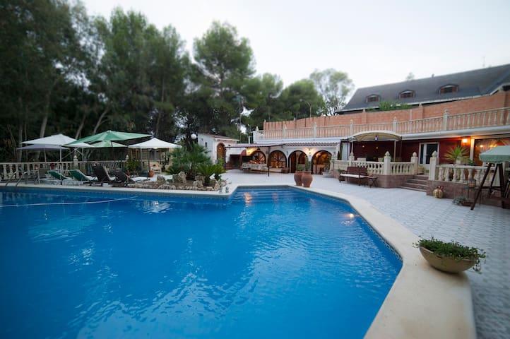 relaxing Villa near Alicante - Monòver - Villa