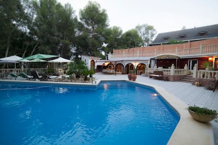 relaxing Villa near Alicante - Monòver