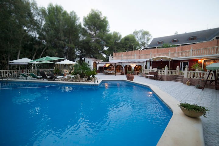 relaxing Villa near Alicante