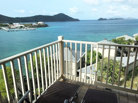 Point Pleasant USVI - Villa Salt Life - Waterfront
