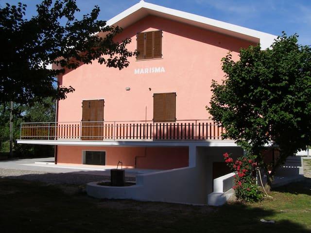 Beautiful and large flat  - Bivio di Ravi