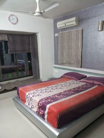 Private room in Adajan @ Shalibhadra Residency