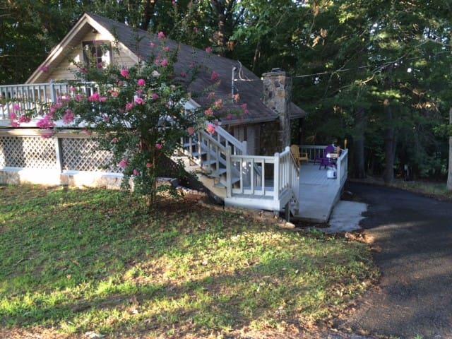 Cove Lane Cabin - Blairsville - Cabaña