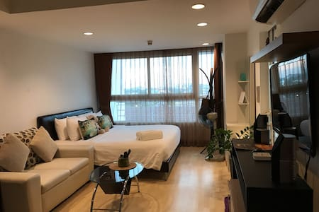 STUDIO+Balcony+WiFi+Kitchen#322 - Kathu