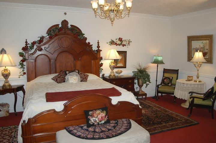 Victorian Room in Cedar City UT B&B