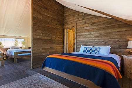 Camping + Glamour=Glamping - Andere