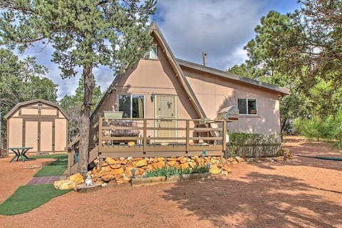 Cabin in the woods Heber AZ..email 4 availability