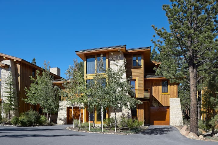 Obsidian Homes - Mammoth Lakes - Haus
