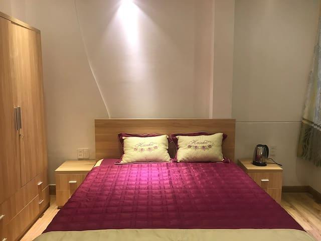 Citystay-Tan Vinh_Rose Room