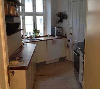 Bright apartment, perfect for exploring Copenhagen - Copenhague