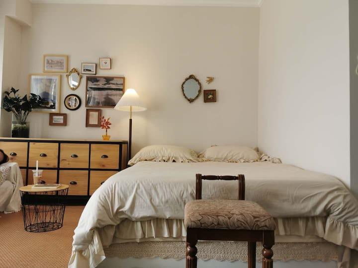 念念家的papaya inn|洱海边的法式复古风格公寓|高层景观|观日出|可长租|可短租
