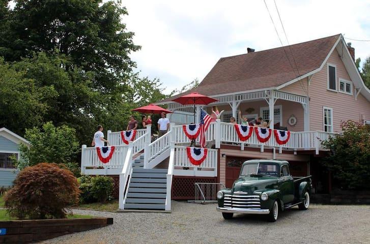 The  Quartermaster Cottage