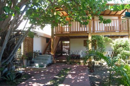Appartement maison de plage - RdC - l'Étang-Salé les Bains - Flat