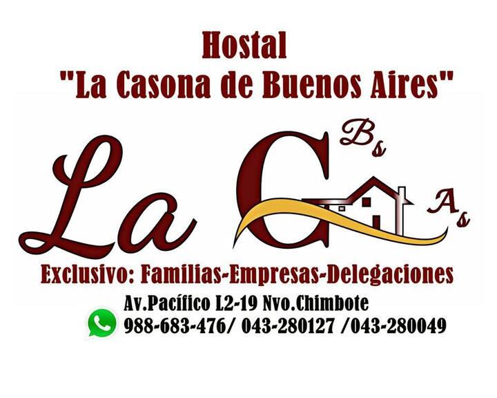 Nuevo Chimbote-CENTRO-MATRIMONIAL QUEEN BED+WIFI