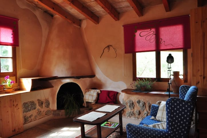 cottage on organic farm - Inca - Casa