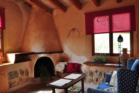 cottage on organic farm - Inca