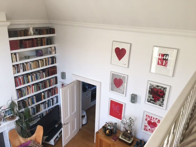 Private nest of wellbeing and luxury on mezzanine! - London - Haus