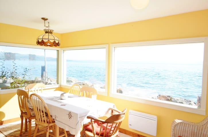 private Vashon Island beach house - Vashon