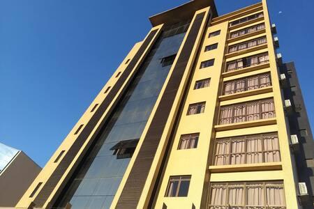 Hotel Luxuoso Próximo do Centro de Curitiba
