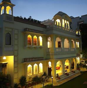 Krishna Palace, A Heritage Home - Jaipur
