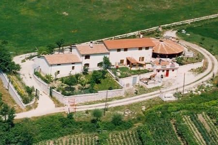 Agriturismo Farmhouse La Mandra - Morino L'Aquila