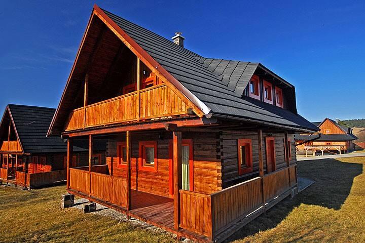 APLEND Magura Village - Bešeňová - Hütte