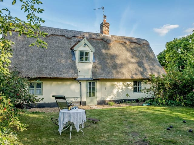 The Thatched Cottage (UK12277)