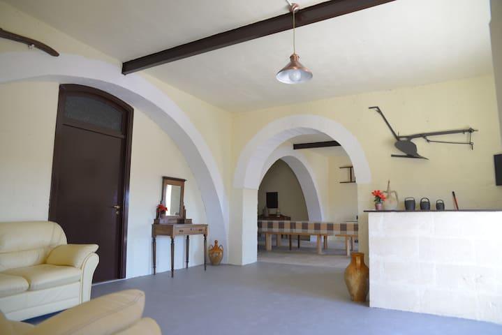 Masseria Santa Lucia al Bradano