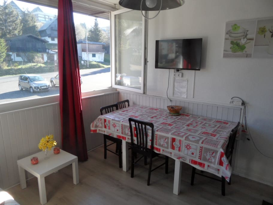 Bel appart super besse appartements louer besse - Office de tourisme super besse besse et saint anastaise ...