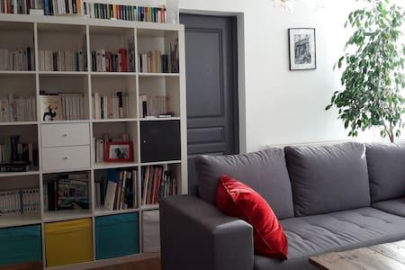 appartement de charme 60m2 - Pléneuf-Val-André - Apartment