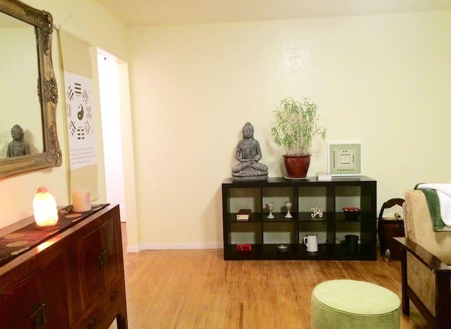 Marin Tao Room - nurture & recharge your essence