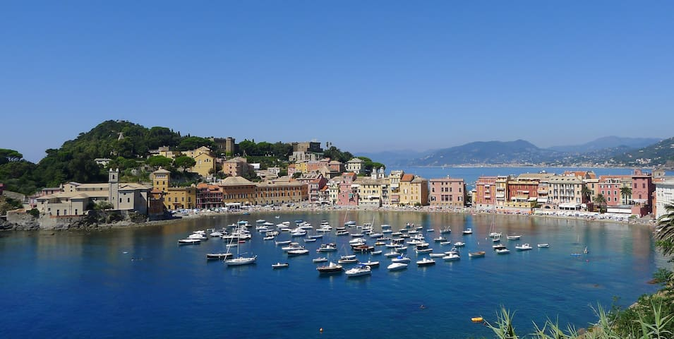 Countryside on the seaside - Sestri Levante - House