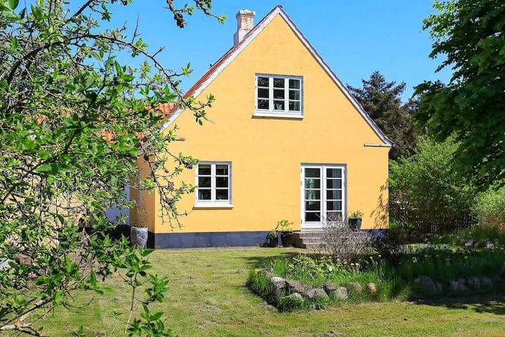 Atemberaubendes Ferienhaus in Skagen Jütland mit Whirlpool