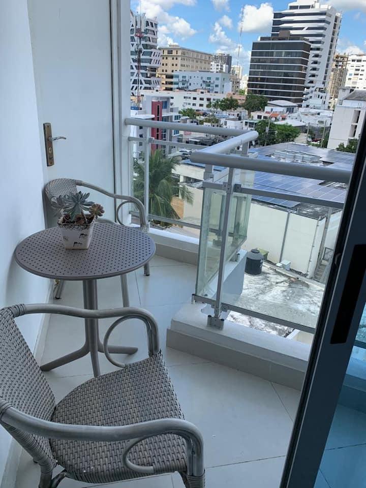 Apartamento Centro de la Ciudad
