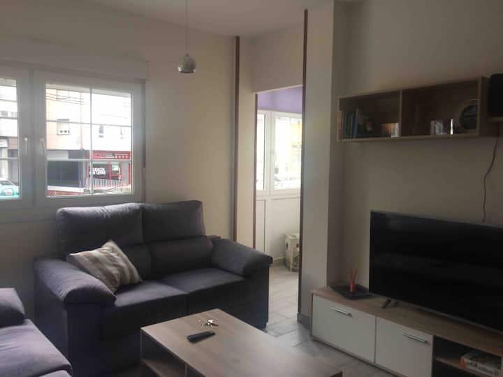 Apartamento recién reformado en  Cee