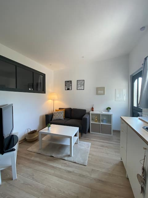 COZY HOUSE 10 MN FROM NANTES