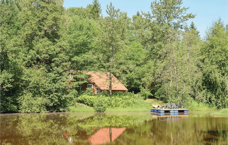 Holiday cottage with 2 bedrooms on 80m² in Lidhult