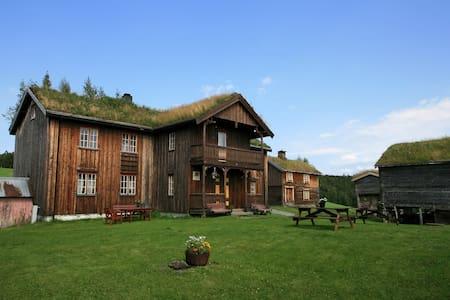 Øveregga Fjellgård - Soknedal