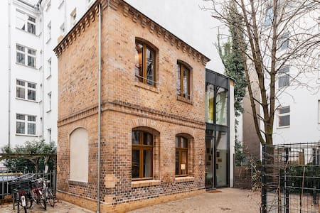 BerlinCityHouse - Your Private Townhouse In Berlin - Berlin - House