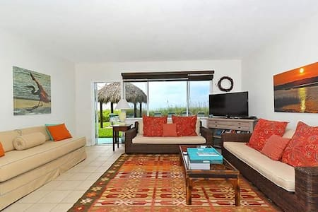 Direct Gulf View on Beach. - Longboat Key - Apartamento