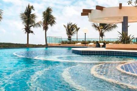 Salinas Park resort - conforto e diversão família
