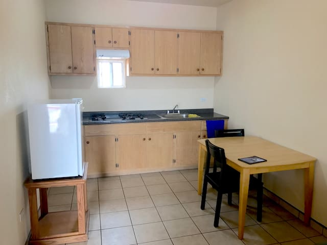 Nice two bedroom apartment