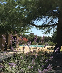 Beautiful provencal villa - Châteauneuf-du-Pape