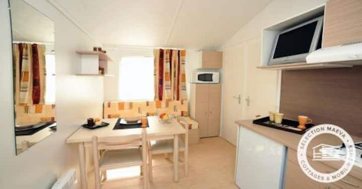 Mobil Home Loisirs 3 Pièces 4 Personnes + TV 162556