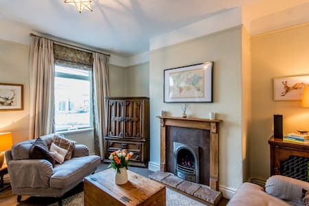 Cosy terraced cottage near Dales - Barnoldswick - Hus
