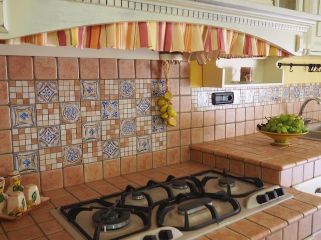 Japigium Home Holiday cucina
