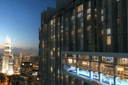 Cheapest Hotel suite nearby KLCC - Kuala Lumpur - Hotellipalvelut tarjoava huoneisto