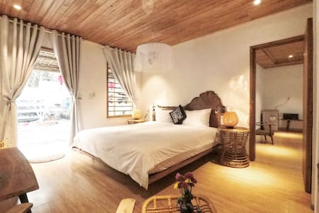 Garden View Room 6 (king size bed)-TanThanh Garden