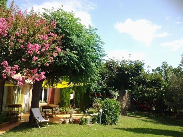 Mazet dans le Luberon - Cheval-Blanc - House