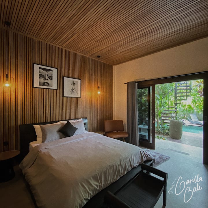 Located in the iconic Petitenget - Seminyak, Bali